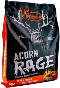 why use acorn rage for deer hunting