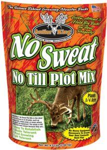 best plot mix for deer attractants