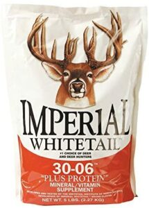 best mineral supplement for deer hunting