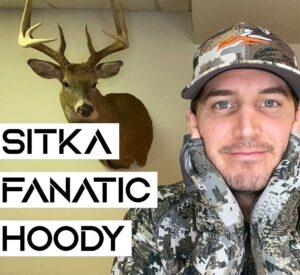 Sitka Fanatic Hoody Gear review