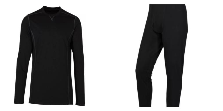 Base Layers: Redhead Thermal Fleece Long-Sleeved Shirt