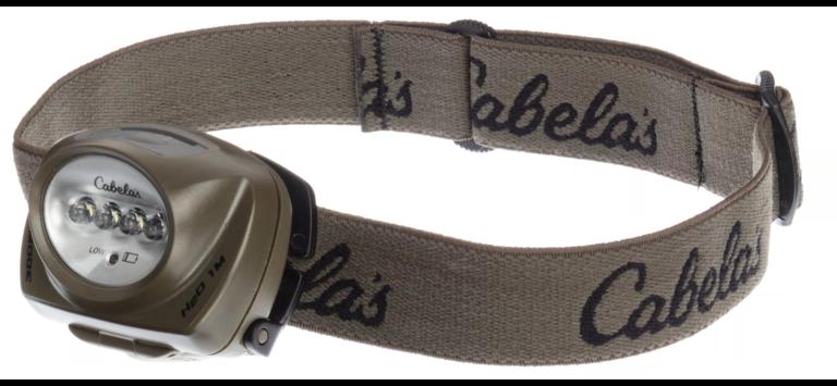 Cabela's by Princeton Tec Alaskan Guide Series QUL Headlamp