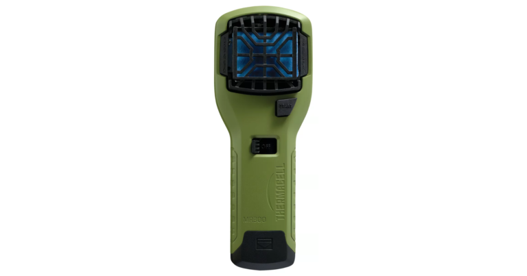 hunting Bug Repellant: Thermacell MR300 Portable Mosquito Repeller