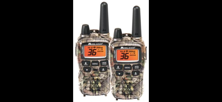 2-Way Radios: Midland T75 VP3 X-Talker Handheld 2-Way Radios