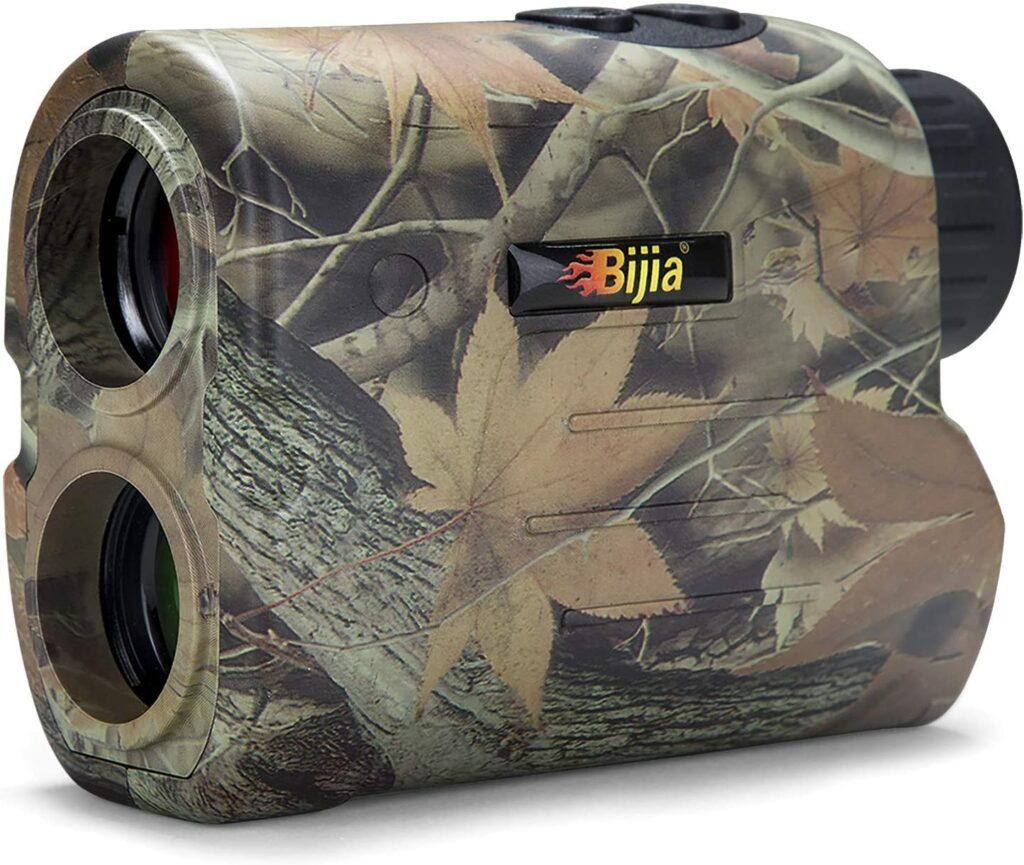 BIJIA laser hunting rangefinder review