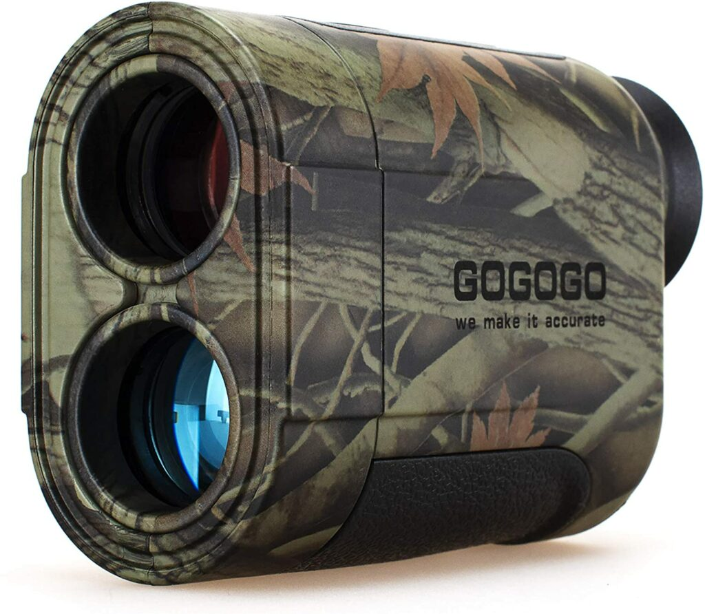 Gogogo Sport Vpro 6X Laser rangefinder review