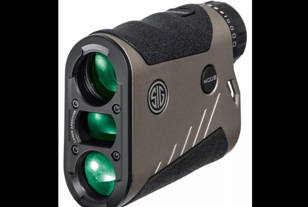 Sig Sauer KILO2000 rangefinder review