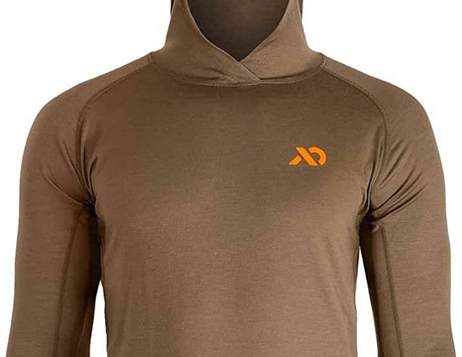 First Lite Men's Wick Hoody Hunting Base Layer