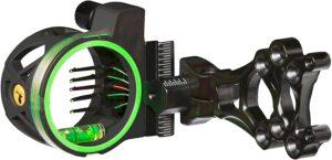Entry level sight: Trophy Ridge Volt 5 Pin Bow Sight